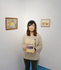 モリイユリナさんのイラストレーションを見に行きました_main