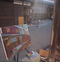 今井町でスケッチ_main
